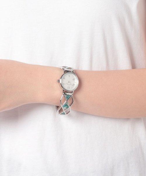 SELECT(SELECT)/〈nattito/ナティート〉Acetate Expansion Belt Watch ダイヤン/41263056_img04