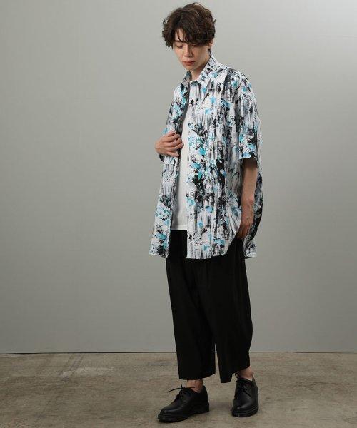 JUNRed(ジュンレッド)/【WEARISTA JUNコラボ】総柄ビッグシャツ/ANG69110_img06