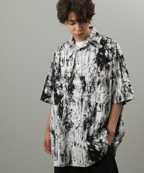 JUNRed(ジュンレッド)/【WEARISTA JUNコラボ】総柄ビッグシャツ/ANG69110_img07