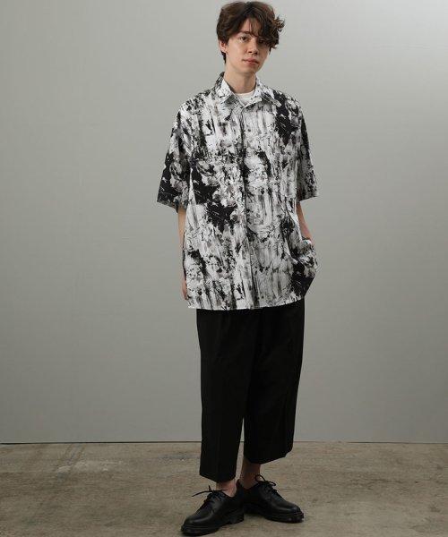 JUNRed(ジュンレッド)/【WEARISTA JUNコラボ】総柄ビッグシャツ/ANG69110_img08