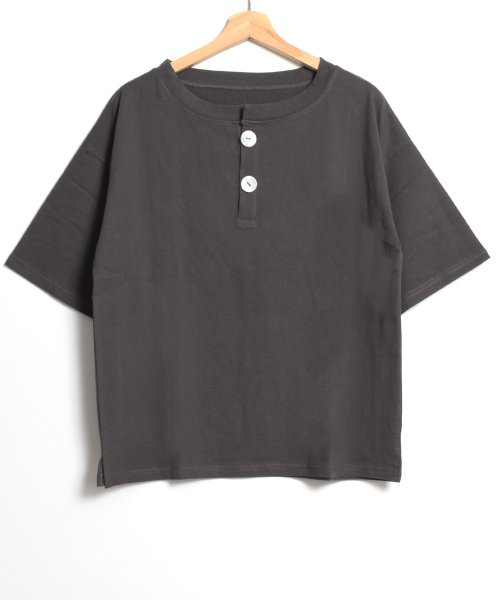 felt maglietta(フェルトマリエッタ)/パンツもスカートにも相性抜群!!ゆる Tシャツ トップス 夏 大きいサイズ/am226_img07