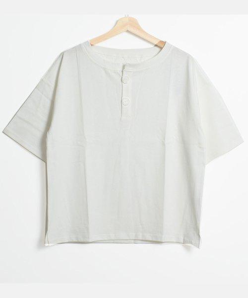 felt maglietta(フェルトマリエッタ)/パンツもスカートにも相性抜群!!ゆる Tシャツ トップス 夏 大きいサイズ/am226_img08
