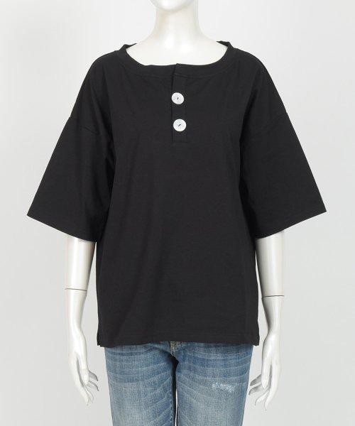 felt maglietta(フェルトマリエッタ)/パンツもスカートにも相性抜群!!ゆる Tシャツ トップス 夏 大きいサイズ/am226_img11