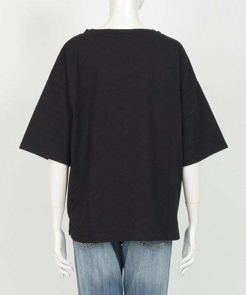 felt maglietta(フェルトマリエッタ)/パンツもスカートにも相性抜群!!ゆる Tシャツ トップス 夏 大きいサイズ/am226_img13
