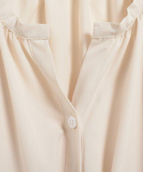 felt maglietta(フェルトマリエッタ)/一枚でお洒落シルエットが綺麗なギャザーワンピース/ワンピース/韓国ファッション/春/夏/am227_img05