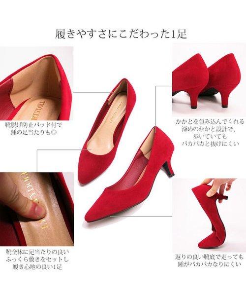 FOOT PLACE(フットプレイス)/レディース パンプス シンプル カラバリ MS-5415/MS-5415-SS_img84