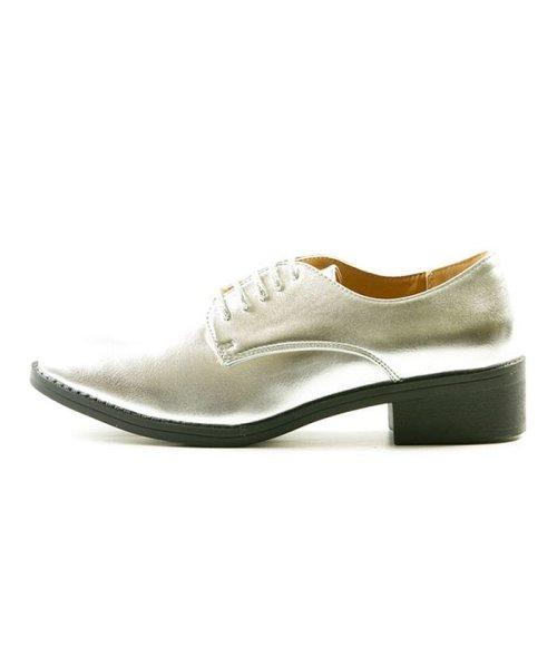 FOOT PLACE(フットプレイス)/レディース ローファー マニッシュ オックスフォード MS-5433/MS-5433-SS_img68