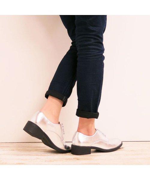 FOOT PLACE(フットプレイス)/レディース ローファー マニッシュ オックスフォード MS-5433/MS-5433-SS_img80