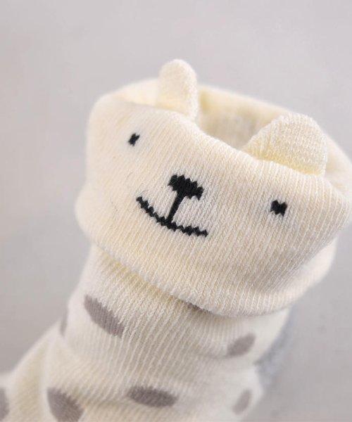e-baby(イーベビー)/クマウサギカップソックス/183915502_img01