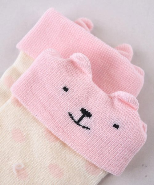 e-baby(イーベビー)/クマウサギレッグウォーマー/183915513_img03