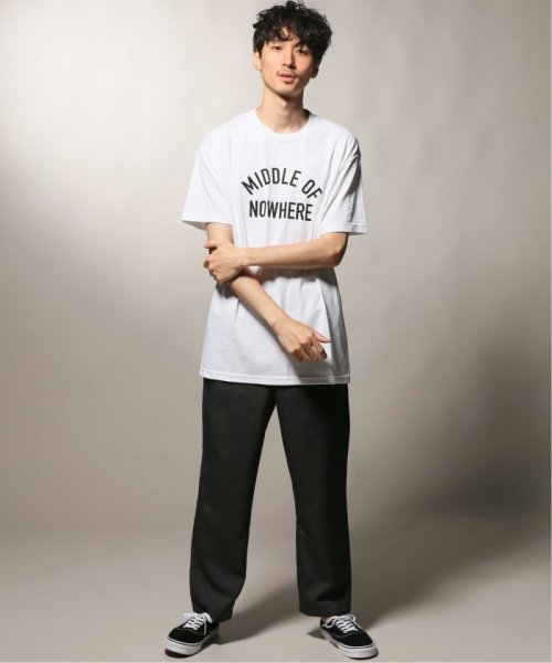 JOURNAL STANDARD relume Men's(ジャーナルスタンダード レリューム メンズ)/THE QUIET LIFE ザ クワイエットライフ  MIDDLE OF NOWHERE Tシャツ/19071465010030_img01