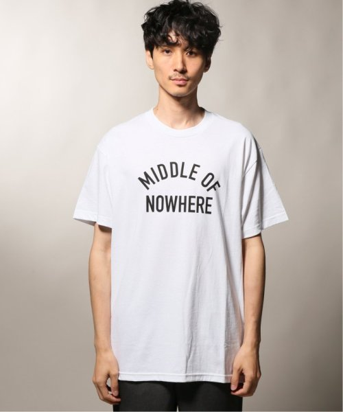 JOURNAL STANDARD relume Men's(ジャーナルスタンダード レリューム メンズ)/THE QUIET LIFE ザ クワイエットライフ  MIDDLE OF NOWHERE Tシャツ/19071465010030_img02