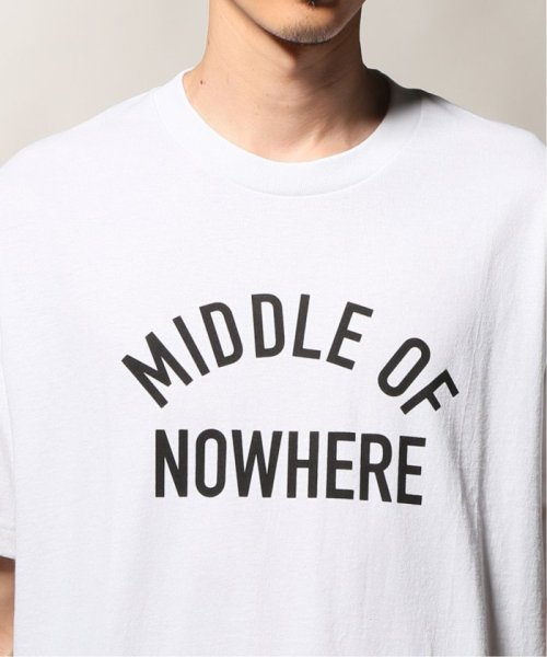 JOURNAL STANDARD relume Men's(ジャーナルスタンダード レリューム メンズ)/THE QUIET LIFE ザ クワイエットライフ  MIDDLE OF NOWHERE Tシャツ/19071465010030_img05