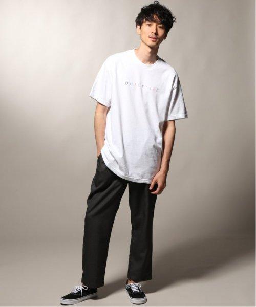 JOURNAL STANDARD relume Men's(ジャーナルスタンダード レリューム メンズ)/THE QUIET LIFE ザ クワイエットライフ  RAINBOW  Tシャツ/19071465010230_img01