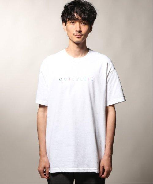 JOURNAL STANDARD relume Men's(ジャーナルスタンダード レリューム メンズ)/THE QUIET LIFE ザ クワイエットライフ  RAINBOW  Tシャツ/19071465010230_img02