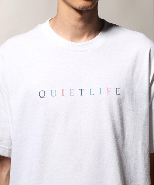 JOURNAL STANDARD relume Men's(ジャーナルスタンダード レリューム メンズ)/THE QUIET LIFE ザ クワイエットライフ  RAINBOW  Tシャツ/19071465010230_img05