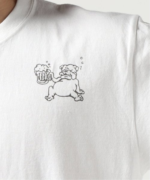 JOURNAL STANDARD(ジャーナルスタンダード)/EGG SNDWCH LABEL BY DOODLES×RIDINGHIGH for HS Tシャツ/19071610001530_img12