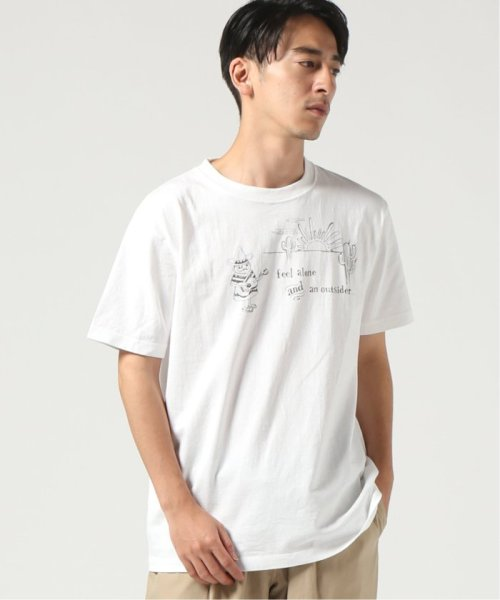 JOURNAL STANDARD(ジャーナルスタンダード)/EGG SNDWCH LABEL BY DOODLES×RIDINGHIGH for HS Tシャツ/19071610001530_img18
