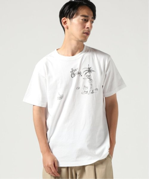 JOURNAL STANDARD(ジャーナルスタンダード)/EGG SNDWCH LABEL BY DOODLES×RIDINGHIGH for HS Tシャツ/19071610001530_img19