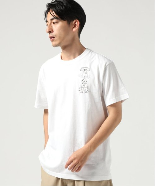 JOURNAL STANDARD(ジャーナルスタンダード)/EGG SNDWCH LABEL BY DOODLES×RIDINGHIGH for HS Tシャツ/19071610001530_img21