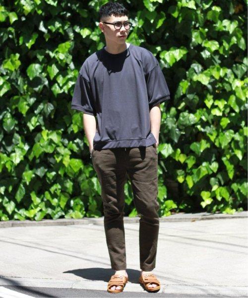 JOURNAL STANDARD relume Men's(ジャーナルスタンダード レリューム メンズ)/《追加》policott 樽型オーバーサイズTシャツ/19071464608030_img06