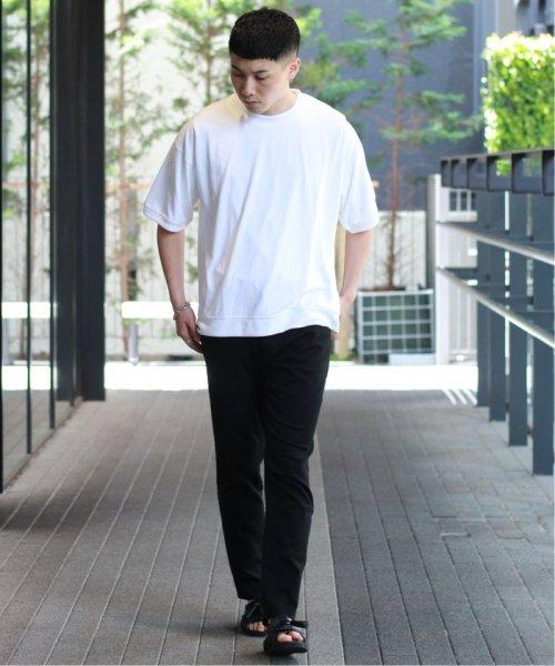 JOURNAL STANDARD relume Men's(ジャーナルスタンダード レリューム メンズ)/《追加》policott 樽型オーバーサイズTシャツ/19071464608030_img09