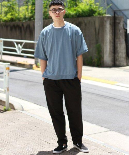 JOURNAL STANDARD relume Men's(ジャーナルスタンダード レリューム メンズ)/《追加》policott 樽型オーバーサイズTシャツ/19071464608030_img15