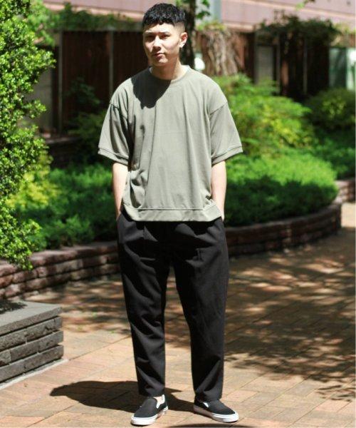 JOURNAL STANDARD relume Men's(ジャーナルスタンダード レリューム メンズ)/《追加》policott 樽型オーバーサイズTシャツ/19071464608030_img16