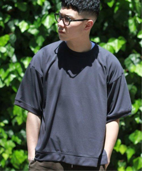 JOURNAL STANDARD relume Men's(ジャーナルスタンダード レリューム メンズ)/《追加》policott 樽型オーバーサイズTシャツ/19071464608030_img24