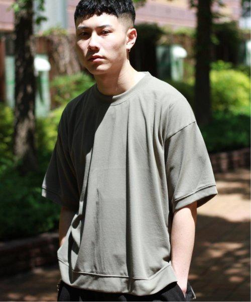 JOURNAL STANDARD relume Men's(ジャーナルスタンダード レリューム メンズ)/《追加》policott 樽型オーバーサイズTシャツ/19071464608030_img25
