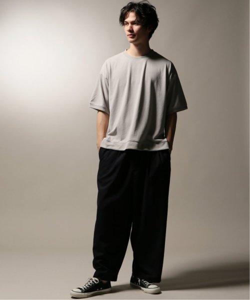 JOURNAL STANDARD relume Men's(ジャーナルスタンダード レリューム メンズ)/《追加》policott 樽型オーバーサイズTシャツ/19071464608030_img26