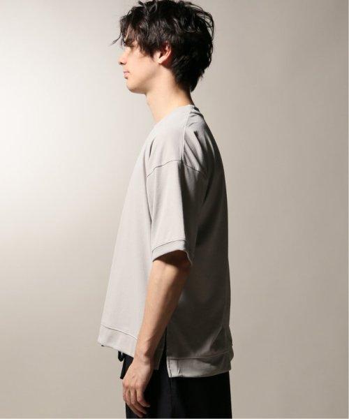 JOURNAL STANDARD relume Men's(ジャーナルスタンダード レリューム メンズ)/《追加》policott 樽型オーバーサイズTシャツ/19071464608030_img28
