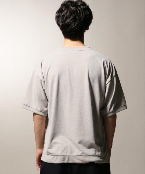 JOURNAL STANDARD relume Men's(ジャーナルスタンダード レリューム メンズ)/《追加》policott 樽型オーバーサイズTシャツ/19071464608030_img29