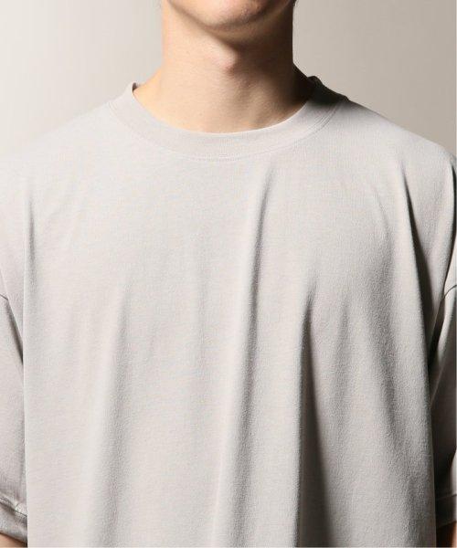 JOURNAL STANDARD relume Men's(ジャーナルスタンダード レリューム メンズ)/《追加》policott 樽型オーバーサイズTシャツ/19071464608030_img30