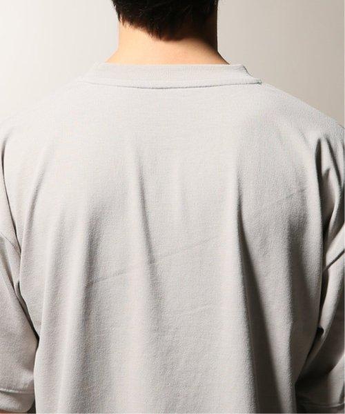 JOURNAL STANDARD relume Men's(ジャーナルスタンダード レリューム メンズ)/《追加》policott 樽型オーバーサイズTシャツ/19071464608030_img31