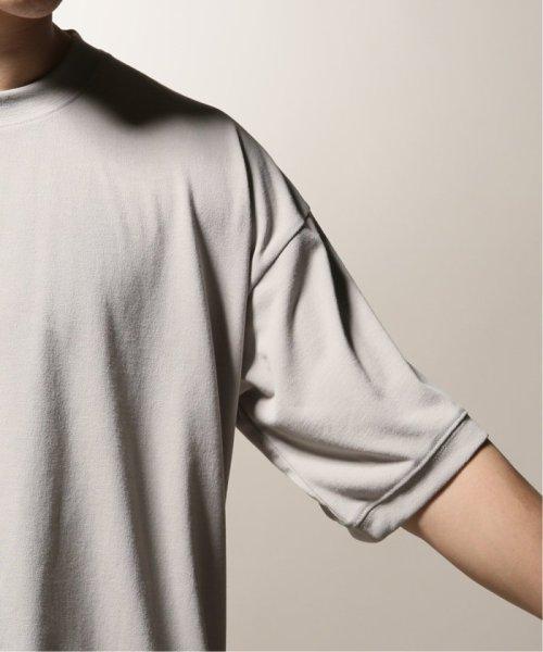 JOURNAL STANDARD relume Men's(ジャーナルスタンダード レリューム メンズ)/《追加》policott 樽型オーバーサイズTシャツ/19071464608030_img32