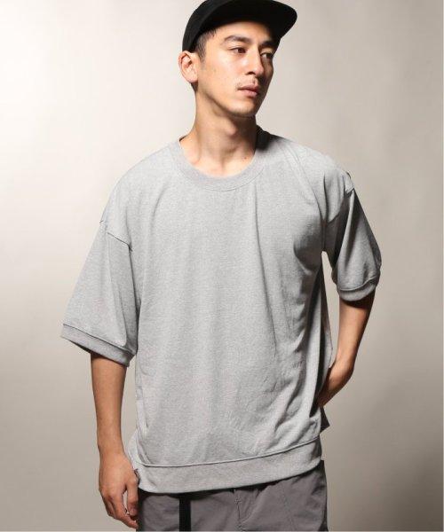 JOURNAL STANDARD relume Men's(ジャーナルスタンダード レリューム メンズ)/《追加》policott 樽型オーバーサイズTシャツ/19071464608030_img45