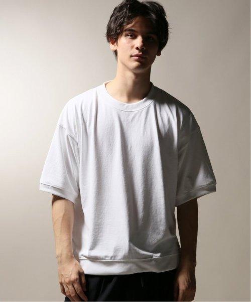 JOURNAL STANDARD relume Men's(ジャーナルスタンダード レリューム メンズ)/《追加》policott 樽型オーバーサイズTシャツ/19071464608030_img47