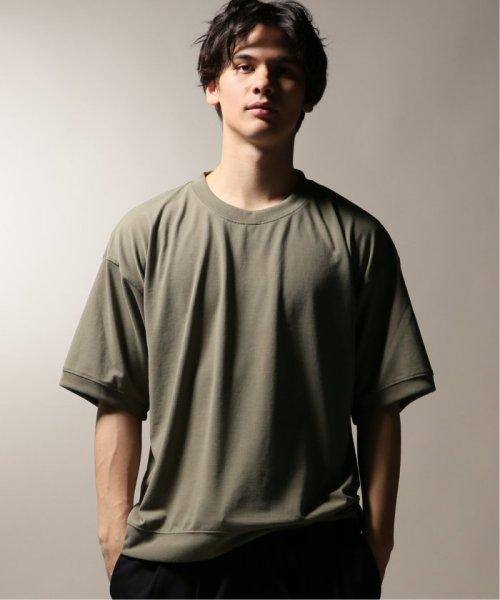 JOURNAL STANDARD relume Men's(ジャーナルスタンダード レリューム メンズ)/《追加》policott 樽型オーバーサイズTシャツ/19071464608030_img48