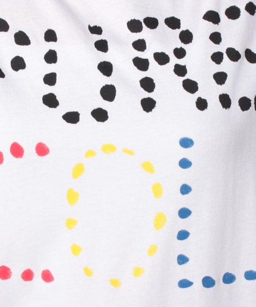BENETTON (women)(ベネトン(レディース))/マルチカラーロゴサイドスリットポイントTシャツ・カットソー/19A3P1ZE15A0_img10