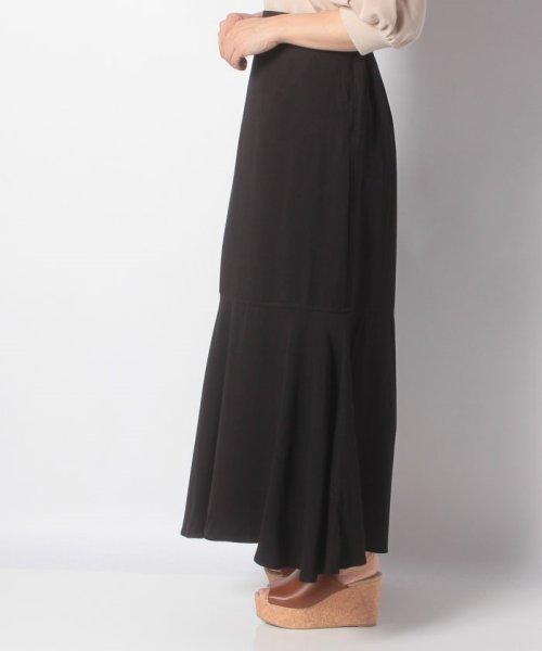 Omekashi(オメカシ)/【Omekashi】テンセルマーメードスカート/OMS1091601A0001_img01