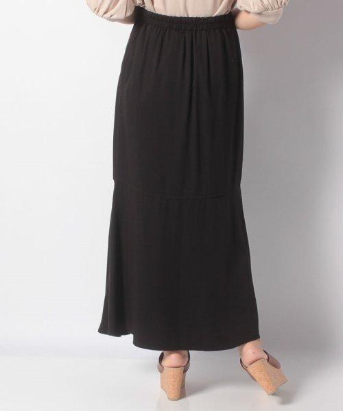 Omekashi(オメカシ)/【Omekashi】テンセルマーメードスカート/OMS1091601A0001_img02