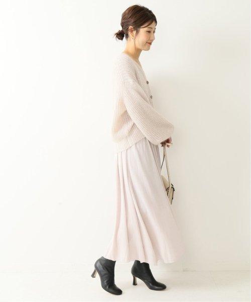NOBLE(スピック&スパン ノーブル)/《予約》 16Gニットドレス◆/19040240842030_img02