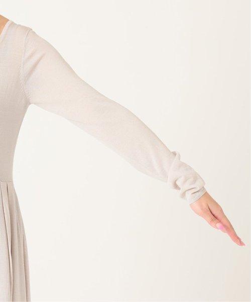 NOBLE(スピック&スパン ノーブル)/《予約》 16Gニットドレス◆/19040240842030_img09