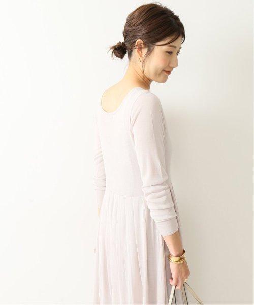 NOBLE(スピック&スパン ノーブル)/《予約》 16Gニットドレス◆/19040240842030_img22