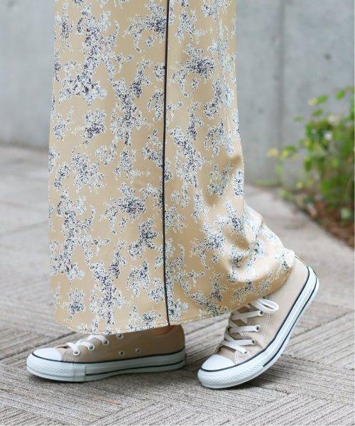 JOURNAL STANDARD relume(ジャーナルスタンダード レリューム)/ウォッシャブルフラワープリントラインスカート◆/19060462500030_img16