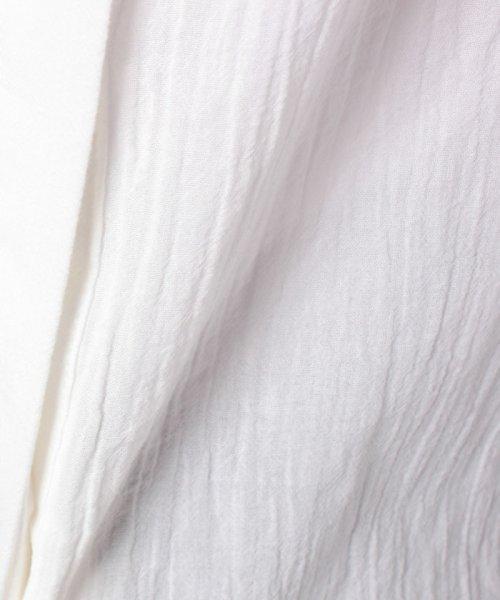 KOBE LETTUCE(神戸レタス)/【田中亜希子さんコラボ】ハイネックガーゼシャツチュニック/C3644_img06