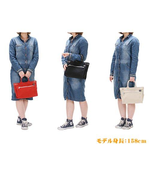 PORTER GIRL(ポーターガール)/吉田カバン ポーター ポーターガール ネイキッド トートバッグ レディース キャンバス B5 PORTER GIRL 667-09470/667-09470_img03