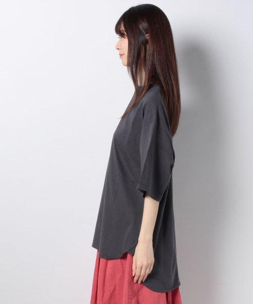 GeeRa(ジーラ)/綿100%ビッグシルエットTシャツ     /204403_img09