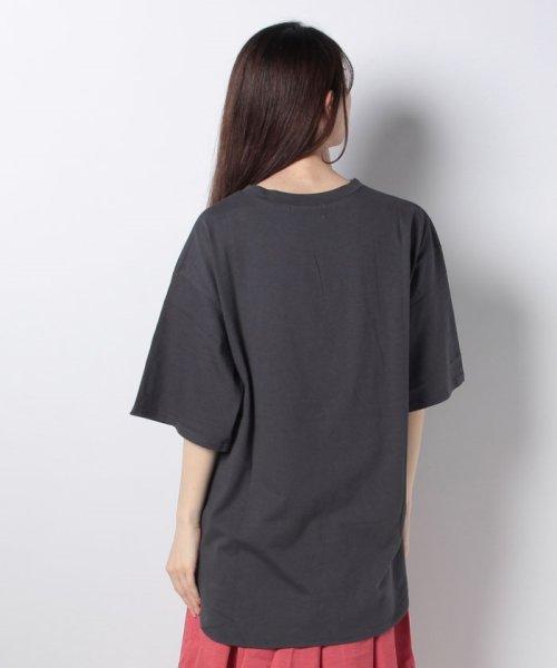GeeRa(ジーラ)/綿100%ビッグシルエットTシャツ     /204403_img10